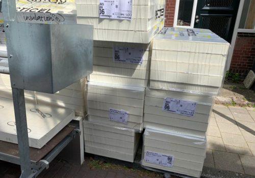 PIR isolatieplaten voor dak